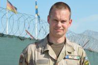 Sista svenska befälet lämnar Afghanistan