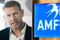 Peter Carlsson, Northvolts vd. AMF satsar 740 miljoner kronor på Northvolts fabrik i Skellefteå.