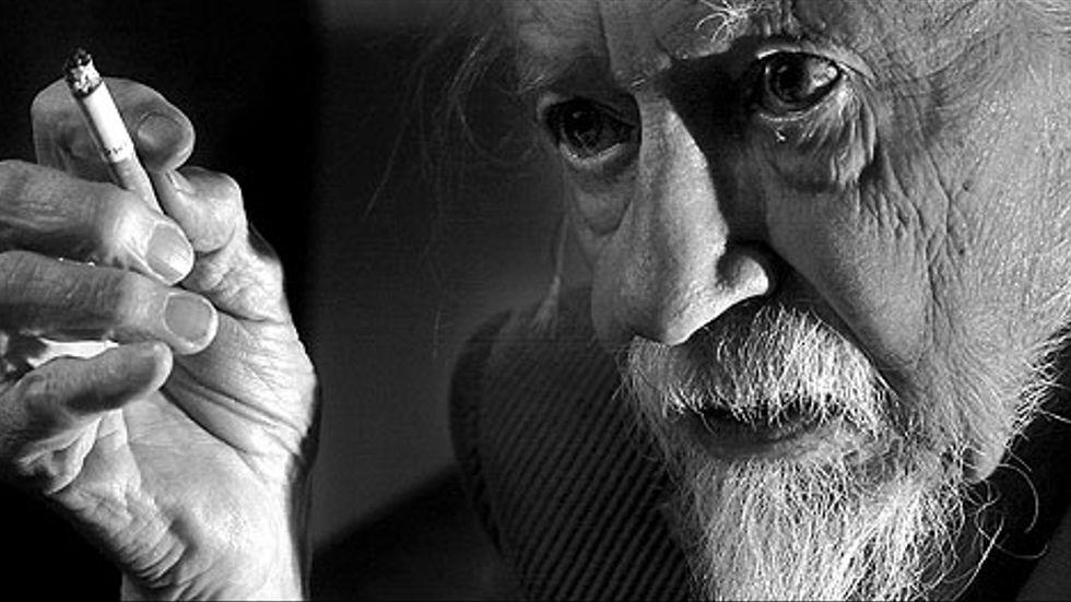 Författaren Willy Kyrklund (1921–2009).