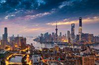 Attacken skedde i Shanghai i Kina. Arkivbild.