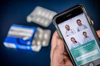läkar-app