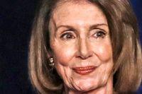 Trump får Demokratiska ledaren Nancy Pelosi till motståndare i representanthuset.
