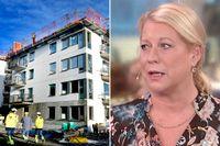 Catharina Elmsäter-Svärd i Ekonomistudion.