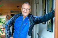 Gösta Andersson, 81, har träffat Södertälje sjukhus och fått en ursäkt.