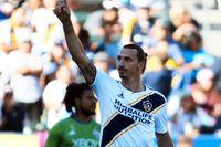 Zlatan Ibrahimovic har fått kritik för sitt engagemang för ett spelbolag. Arkivbild.