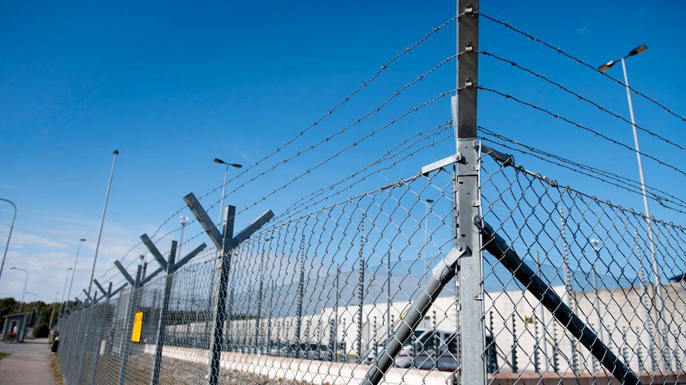 Platserna på våra anstalter och häkten har tagit slut.