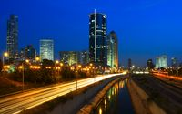Tel Aviv – en modern storstad vid Medelhavet.