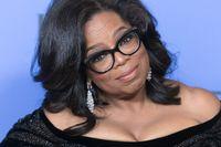 """Oprah Winfrey tog emot Cecil B DeMilles-priset på Golden Globe-galan och höll ett tal som möttes av jubel och stående ovationer. Det var fömodligen ingen slump att hon kallades """"The preacher"""" –predikaren – som barn."""