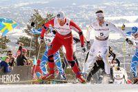 Skidduell mellan Petter Northug och Marcus Hellner i VM i Oslo senast. Mer sådant, tycker SvD:s tidigare krönikör Sune Sylvén.
