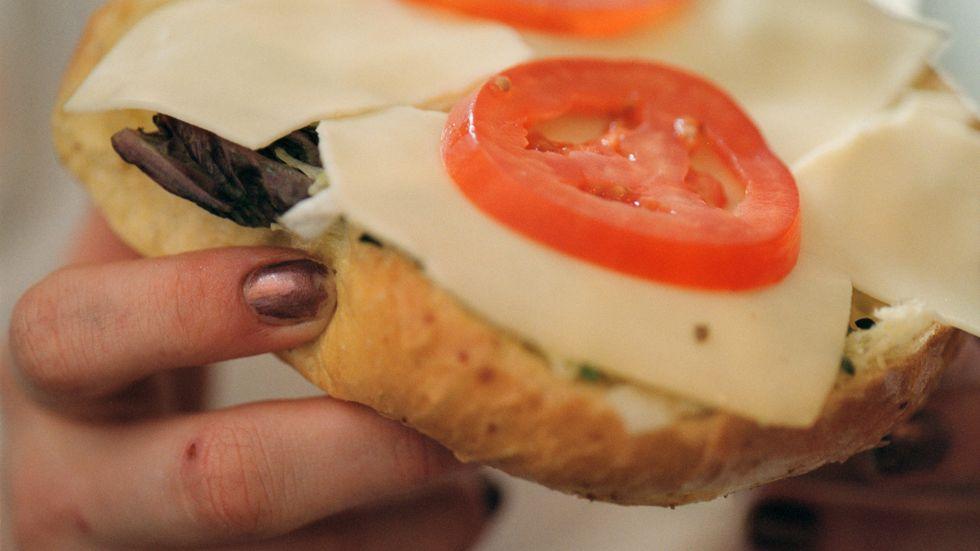 En smörgås – två smörgäss?