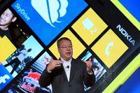 Stephen A. Elop, vd på Nokia Corporation.