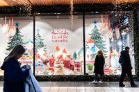 Årets julhandel kommer inte att bli som tidigare år.