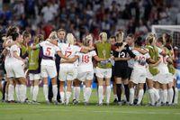 Det engelska fotbollslandslagets första landskamp på över ett halvår, mot Tyskland, ställs in. Arkivbild.
