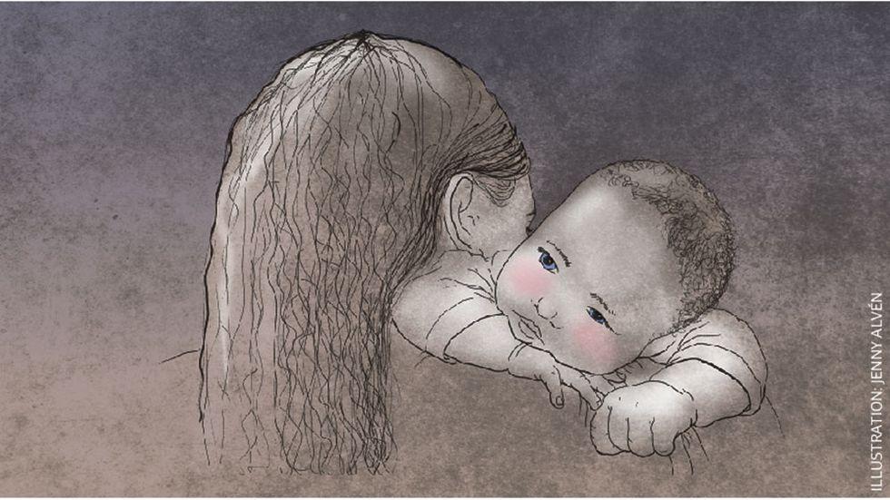 Illustration: Jenny Alvén