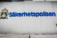 Många säkerhetshot blir kvar i Sverige. Arkivbild.