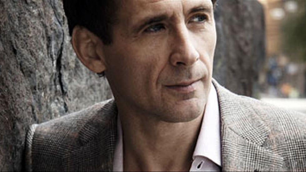 David Lagercrantz (född 1962) debuterade 1997 med en bok om äventyraren Göran Kropp.