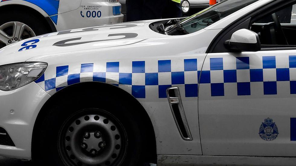 Tre australiska poliser skottskadades vid en gisslansituation i en Melbourneförort. Arkivbild.