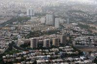 En januaridag i Teheran, Iran, som är ett av resmålen dit bokningarna ökar mest i vinter, enligt researrangören Ticket. Arkivbild.