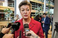 EU:s tillträdande inrikeskommissionär Ylva Johansson. Arkivfoto.
