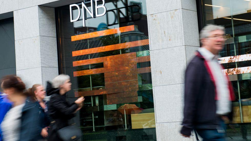 Norska DNB stäms. Arkivbild.