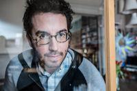 Jonathan Safran Foer hemma i Brooklyn, New York.
