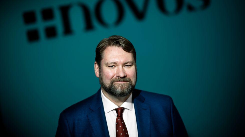 Torbjörn Sjöström.