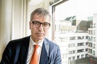 Jan Olsson, Svenska handelskammarens ordförande i London, är till vardags vd för Deutsche bank i Norden.