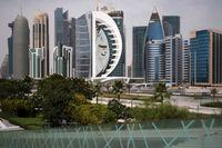Saudiarabien och Qatar (bilden från Doha) är nästan överens igen. Arkivbild.