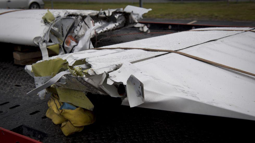 Den 14 juli 2019 kraschade ett enmotorigt flygplan med fallskärmshoppare på ön Storsandskär i Umeälven utanför Umeå, och nio personer omkom.