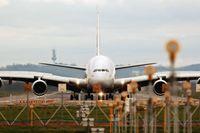 Airbus kan drabbas av en omgång USA-tullar efter ett WTO-beslut i en dispyt om EU-subventioner till flygplanstillverkaren. Arkivbild