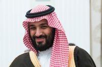 Saudiarabiens kronprins Mohammed bin Salman. Det blåser i vissa avseenden nya vindar sedan han utnämndes i somras. Arkivbild.
