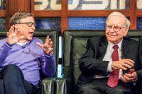 Mångmiljardärerna Bill Gates och Warren Buffett satsar på ett nytt kärnkraftsprojekt.