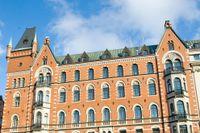 Hotell Nobis på Norrmalmstorg i Stockholm.