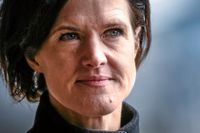 Anna Kinberg Batra, Moderaternas tidigare partiledare.