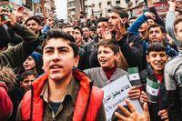 """Trots tio års krig: """"Regimen vinner inte"""""""