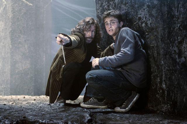 """Titus favorit i Harry Potter är Sirius Black. """"Han är en riktigt viktig karaktär."""""""