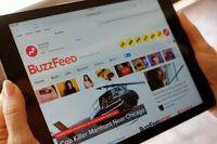 Mediebolaget Buzzfeed köper nyhetssajten Huffington Post.