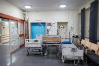 En patient i Västerbotten fick vänta sex år på en operation. Arkivbild.