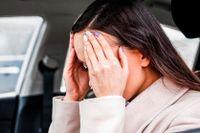 """""""Min syster kan bli upprörd över småsaker, som när någon gör ett misstag i trafiken."""""""