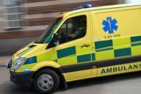 En man har skadats svårt i en drunkningsolycka i Umeå. Arkivbild.