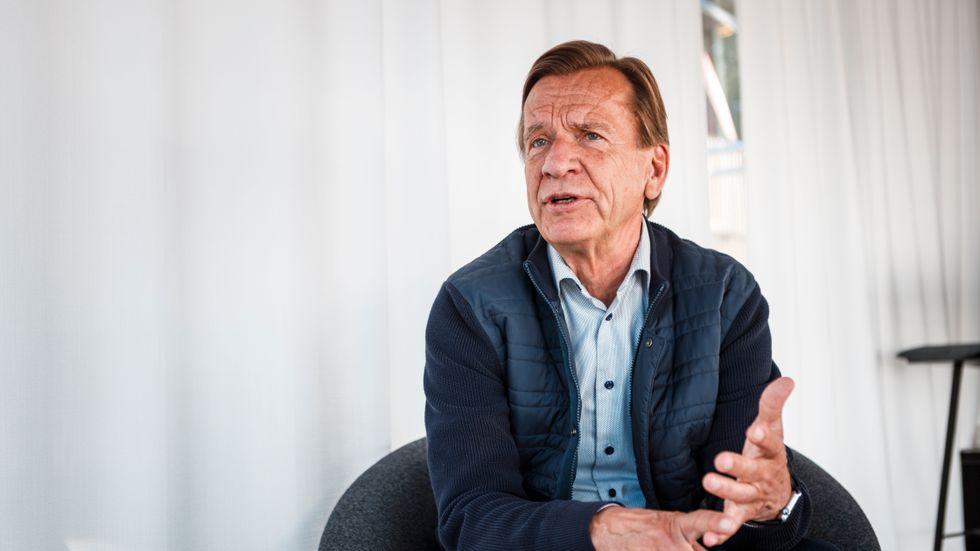 Håkan Samuelsson, vd för Volvo cars.