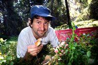 Michael Krikorev, mykolog. Arkivbild.