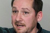 Andy Larkin har tidigare sett invandrare ta sig in i landet på lastbilarna i området.