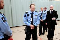 Anders Behring Breivik går vidare med anklagelserna om att hans mänskliga rättigheter kränkts under tiden i fängelse. Arkivbild.