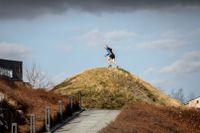 Spring fort i alla uppförsbackar du stöter på i skogen, tipsar Jon Ilseng.