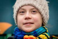 Thunberg nominerad till Nobels fredspris