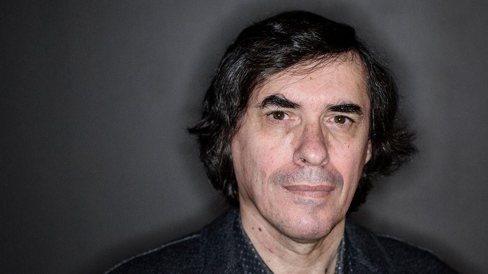 Mircea Cărtărescu, Rumäniens största författare.