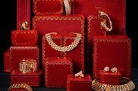 Intresset har varit stort för en samling Cartier-smycken – med ett utropspris på cirka åtta miljoner kronor.
