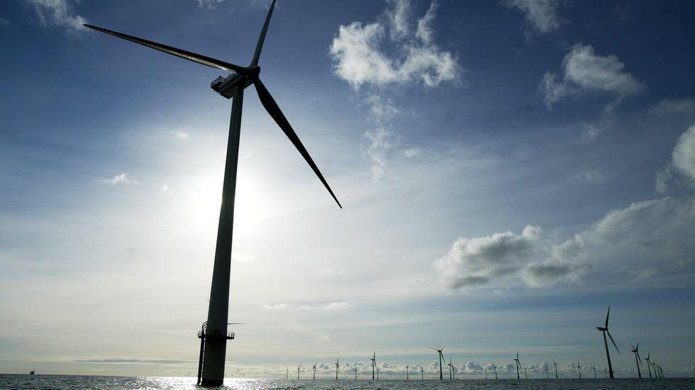 Dansk vindkraft lockar USA