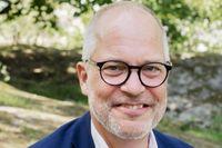 Anders Ahlsson, ny hälso- och sjukvårdsdirektör i Region Stockholm.